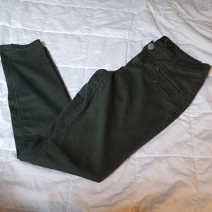 Camo colored jeans